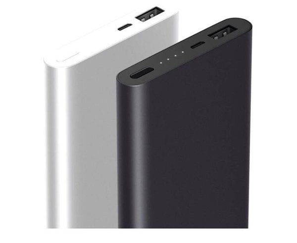 10000 mAh Ultra Thin Slim Powerbank Phone Charger Portable External Battery Polymer Book Power Banks For iphone 8 plus Samsung S9 edge S9