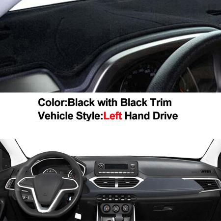 LHD Black
