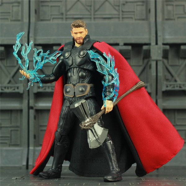 SHF S.H.Figuarts Marvel Avengers Infinity War Thor PVC Action Figure New In Box