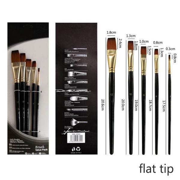flat tip