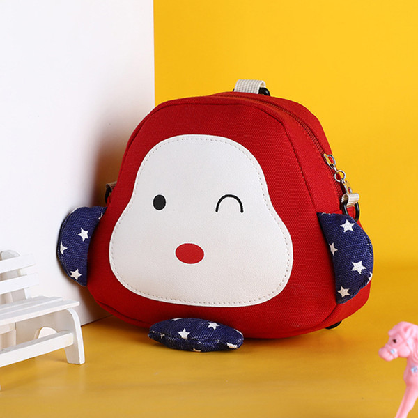 3D Kids Animal Backpacks Girls Boys Toddler Schoolbag Kindergarten Toys Gifts School Bags Children Cartoon Lovely Mini Bookbag