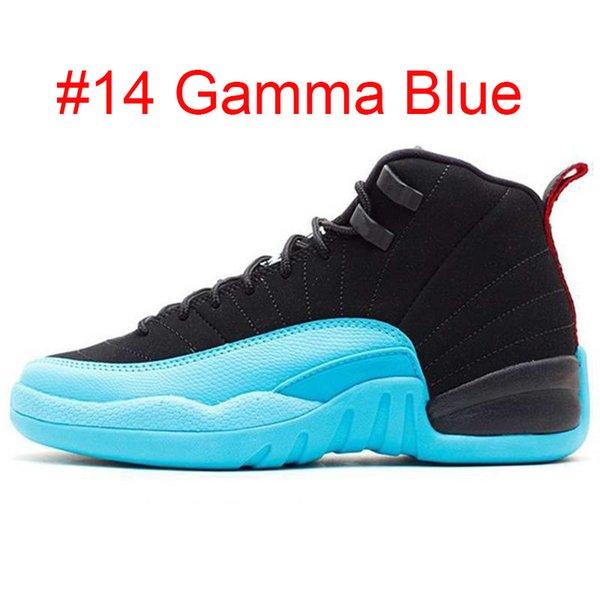 14 Gamma Blue