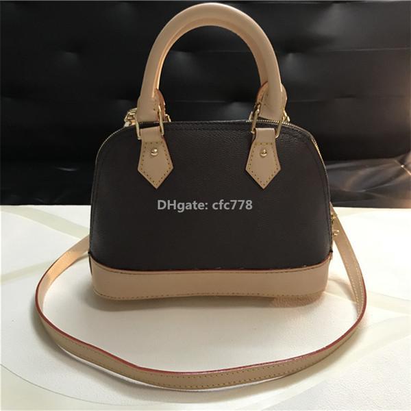 Alta qualidade Casuais Moda Feminina Shell bag Clássico Mulheres Bolsas Totes Bag 53152
