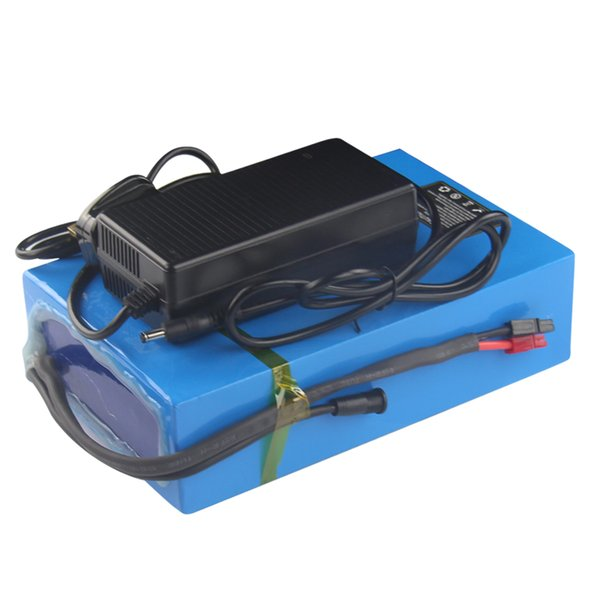 With Quick 3A charge Deep cycle rechargeable 48V20AH electric skateboard battery pack for 500W to 1500W power Free shipping