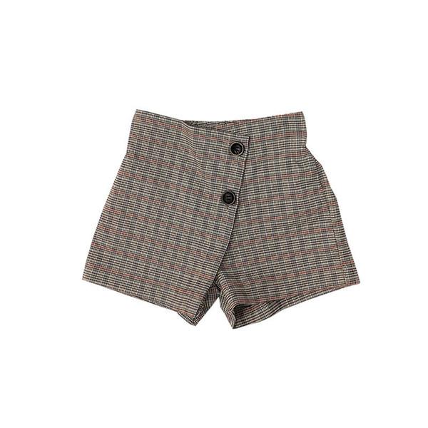 Vintga Summer Girls shorts fashion kids shorts kids designer clothes girls casual pants children designer clothes girls pants A6358
