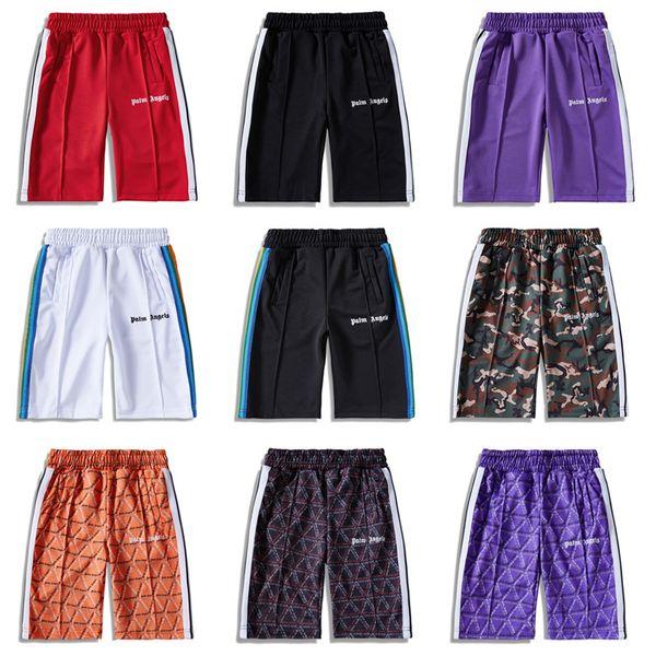 Европейский и американский популярный логотип PALM ANGELS шорты досуг спортивные шорты пляжные шорты подходят тип