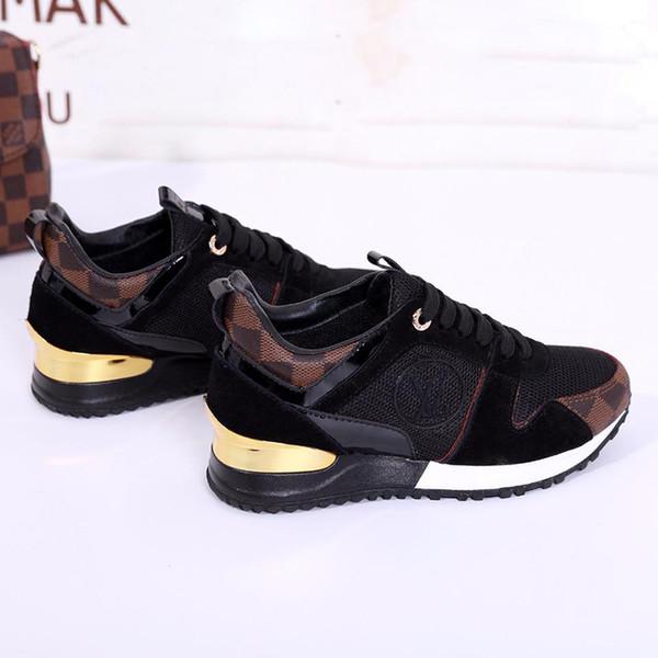 Модные кроссовки Женская обувь Дамские кроссовки Повседневная вязаная обувь на шнуровке 2019 Chaussures de Femmes Дышащий Run Away кроссовки Женская обувь