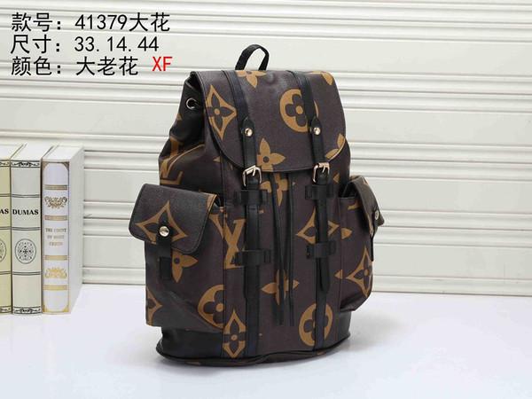 NUEVO Diseñador clásico bolso de mujer diseñador de lujo bolso cartera marcas diseñador bolso de compras bolso bandolera mujer / hombre mochila de moda
