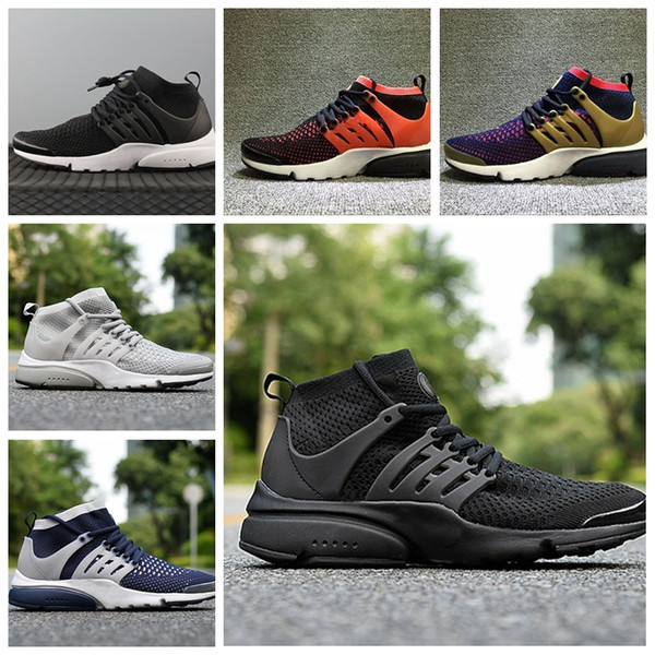 2019 Quality PRESTO 5 BR QS Breathe Classic Mens Shoes Sneakers Women Running Shoes Hot Men Sports Shoe Walking designer shoes Size 36-45