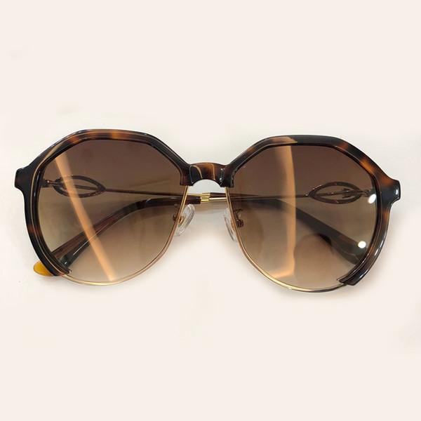 2019 Luxury Sunglasses Designer Fashion Semi-Rimless Shades Male Sun Glasses For Men Retro Women Oval Oculos sunglasses
