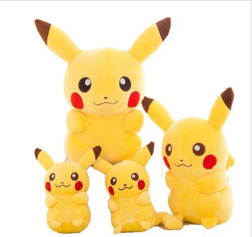 Neue Pikachu Plüsch Go Plüschtier Nette Pikachu Stofftier Für Kinder Baby Spielzeug Puppe Beste Geschenk Für Baby Kinder