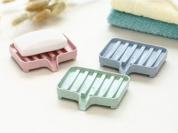 2019 Plastic Waterfall Soap Dish Drain Soap Box Soap Holder Kitchen Sink  Sponge Holder Bathroom Accessories W9869 From Xi2015, $0.82   DHgate.Com