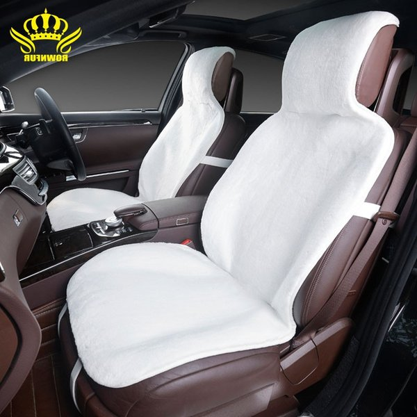 Prime 2Front Car Seat Covers Faux Fur Cute Car Interior Accessories Cushion Cover Styling Winter Plush Car Pad Seat Cover For Tiida Seat Covers For Sale Alphanode Cool Chair Designs And Ideas Alphanodeonline