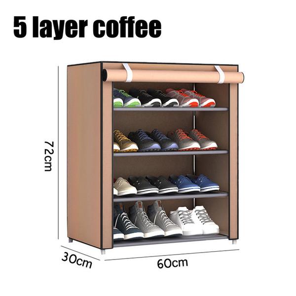 5 layer coffee