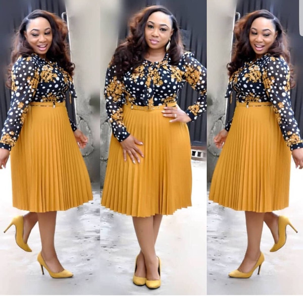 2019 Новая Мода Базин Sexy Succunct Африканских Tranditional Известный Принт Платье Dashiki Для леди для стройных женщин