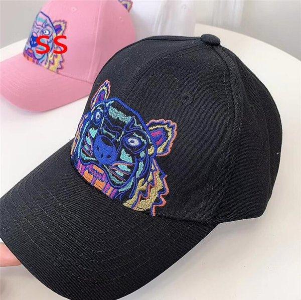 moda estilo explosão Designers boné de beisebol multicolor pontas cap novo osso esportes Boné ajustável aleatório mistura do mergulho dos homens - 5