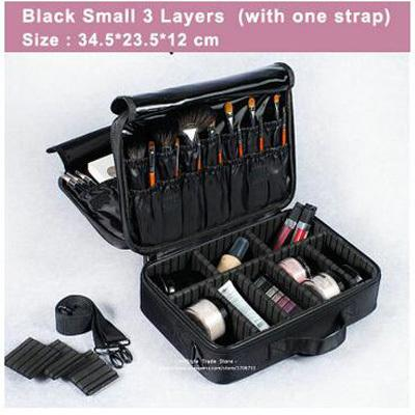 black S 3 Layers