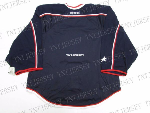 Jersey Compre Columbus Nuevo Chaquetas Barato Azules Personalizado raqrwY