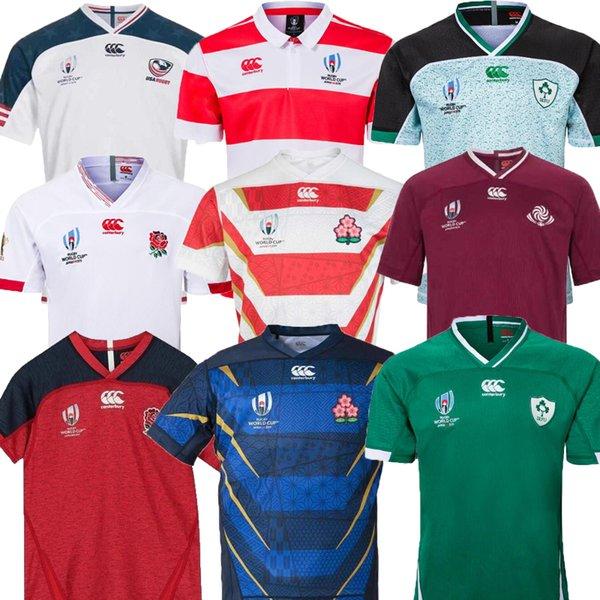 top popular 19 20Japan World Cup JerseyIreland Georgia JerseysUSA Rugby jersey England Rugby Jersey 2019