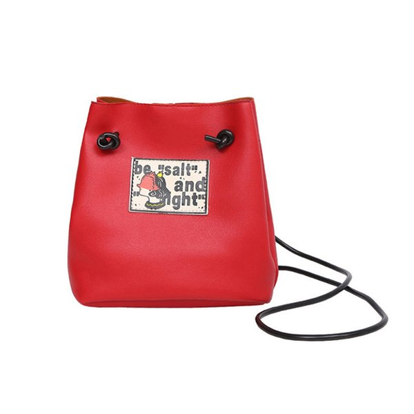 Mara' S Dream 2019 Women Messenger Bags High Quality Pu Leather Hasp Candy Color Casual Tote Big Handbag School Shoulder Bag