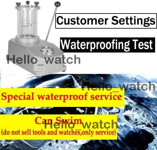 Custom waterproof service