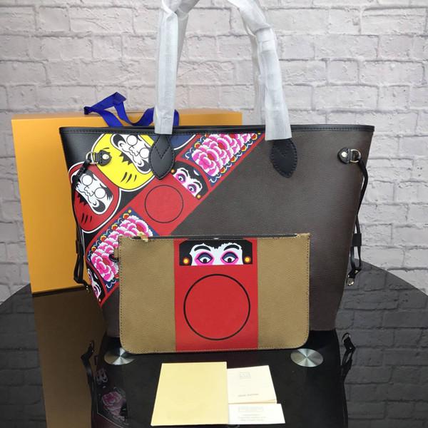 AAAAA top quality 2018 New style bags Luxury famous designer handbag Genuine Leather Ladies handbag womens fashion Totes Female bags