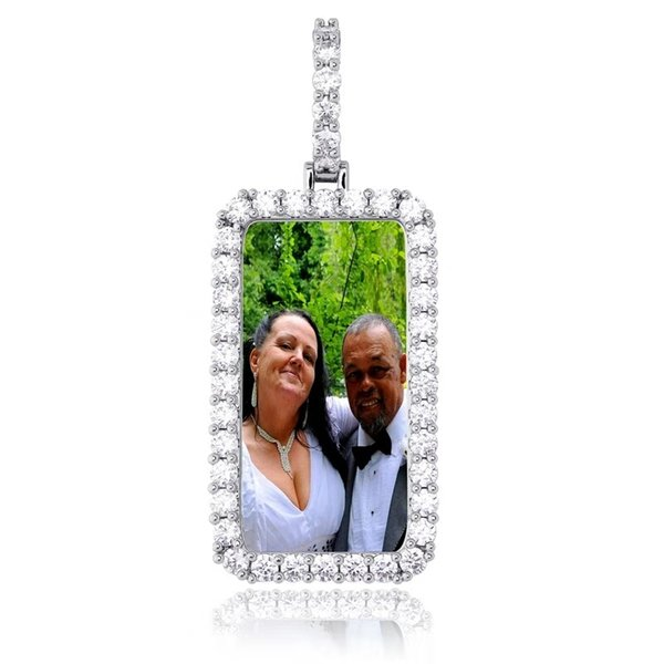 silver small frame