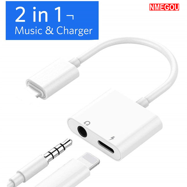 2 in 1 OTG For apple iPhone to USB Camera Reader Adapter Charge Connector Kit Data Sync Cable For IPhone X 8 7 Plus 6S