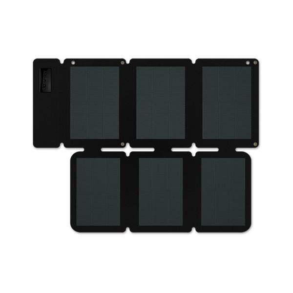 Hanergy 25W 5V Panneau Soalr pliable portatif léger à couche mince avec un rendement élevé, renforcé et imperméable