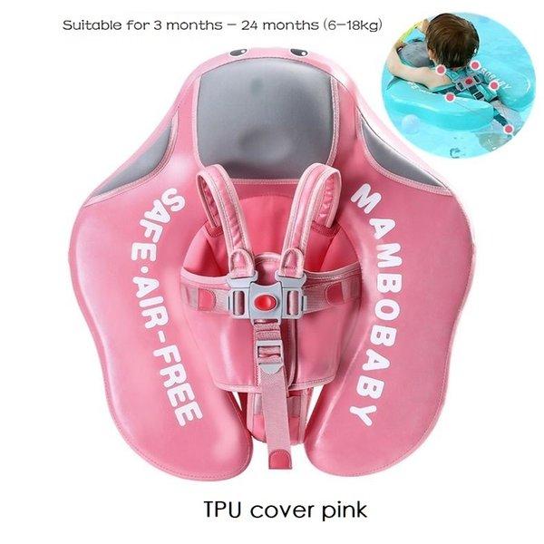 TPU climb pink