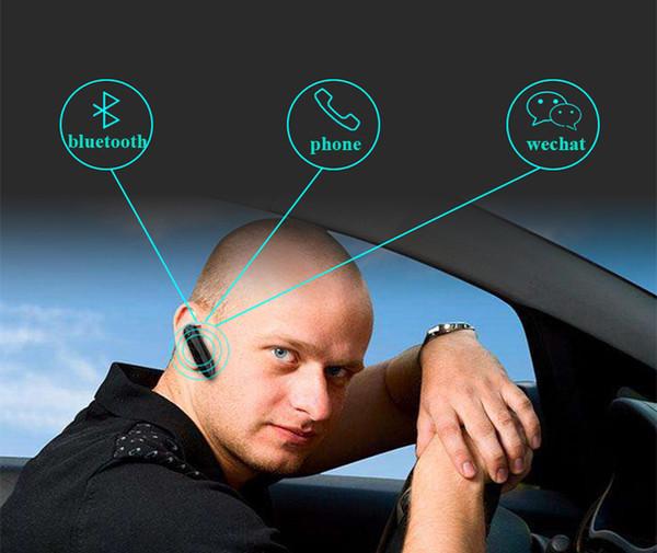 Hot fone de ouvido estéreo sem fio Bluetooth fone de ouvido mini handfree sem fio bluetooth universal para todos os fone de ouvido do esporte telefone