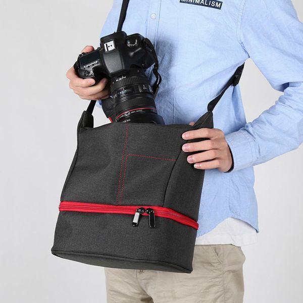 Portable Photo Camera Slr Waterproof Bag Travel Shoulder Bags Dslr Photographic Case Fab Women Bag