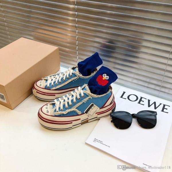 НОВЫЕ женские дизайнерские кроссовки Portofino из кожи с принтом и вышивкой, женские квартиры модные белые кроссовки размер 35-40