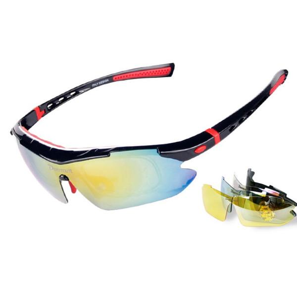 Gafas polarizadas para ciclismo para exteriores UV400 Riding Brand Gafas de sol para ciclismo Mtb Sport Bike Gafas para bicicleta Set de gafas