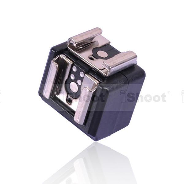 30 Cm Macho PC Sync Cable Cable para Cámara Flash Adaptador De Zapata Zapata Top