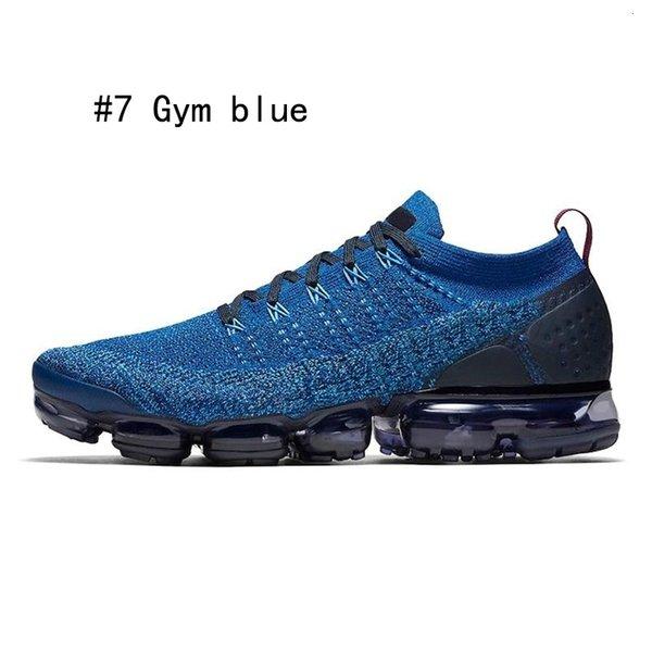 Gym blue