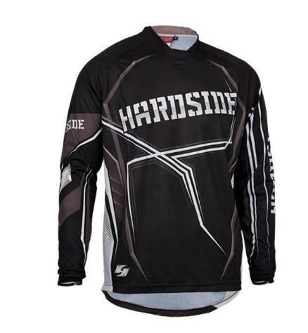 2019 Racing Jersey Long DH moto downhill motocross jersey MX Off Road Mountain Bike MTB Jersey