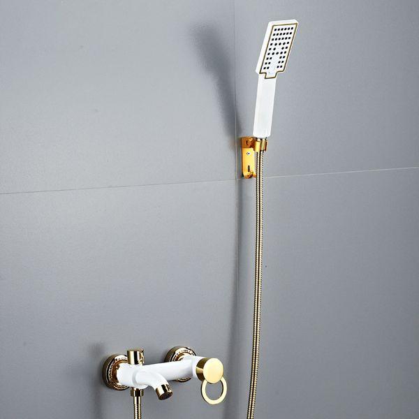 ванна кран набор 3