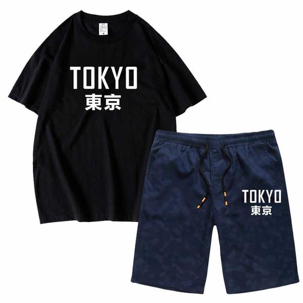 camisetas y pantalones cortos