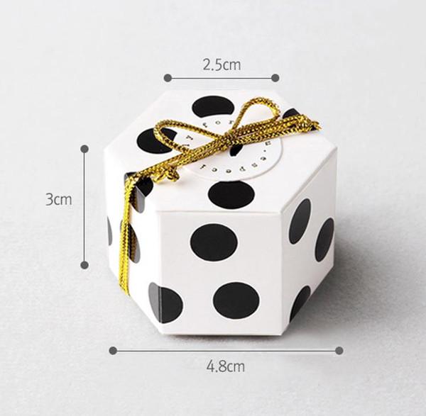 Caja de regalo de papel al por mayor para embalaje de chocolate caja de regalo de fiesta de bodas pequeña caja de dulces