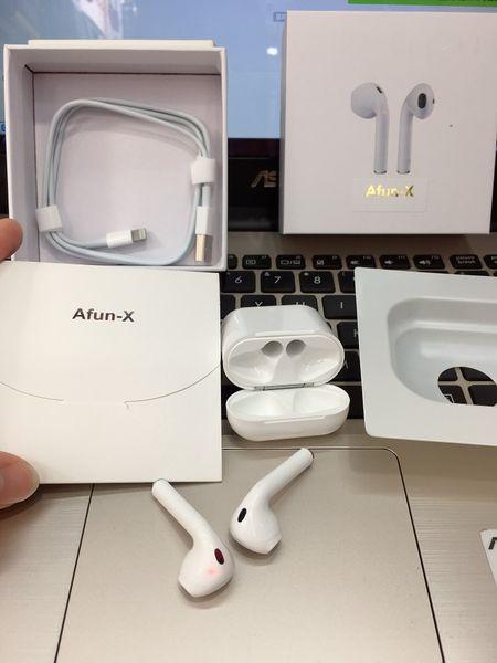 Neue ankunft Afun-X Touch Funktion Drahtlose Bluetooth Kopfhörer Headsets Kopfhörer Automatische Verbindung