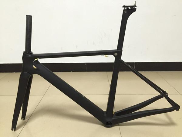 Telaio bici da strada in carbonio con telaio in carbonio da 20 colori. Telaio da bicicletta in fibra di carbonio pieno T1000 UD