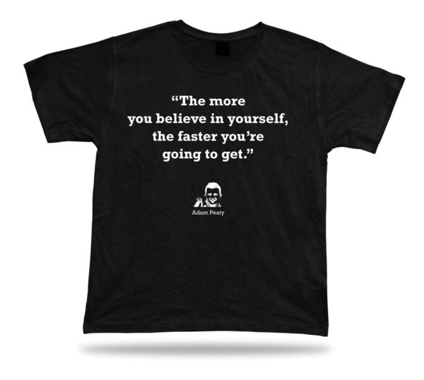 Adam Peaty Good Deal Home t-shirt Decoration Famous Quote BEST TEE Design Decor 2018 Men'S Lastest Printed funny T-Shirt