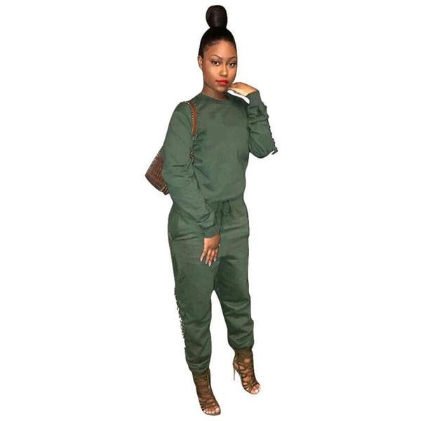 Outono inverno Fleece Marca Treino Mulheres Roupas Grandes C Letras Champi Conjuntos de Roupas Esportivas Outfits