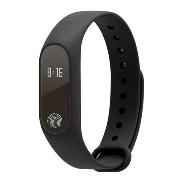 Sport Digital Smart Wrist Bracelet Watch Display Fitness Gauge Step Tracker LCD Pedometer Run Step Walking Calorie Counter
