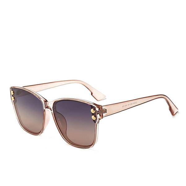 f9d9a6fcf49c8 2019 Elegante Olho De Gato Óculos De Sol Famoso Designer de Moda Feminina  Óculos de Alta