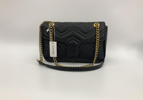 4 colors Women shoulder bags women chain crossbody bag fashion quilted heart leather handbags female famous designer purse bag 26CM