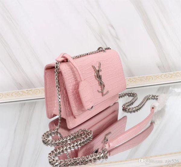 Женская сумка, Крокодил красивый, красивый, мастерство
