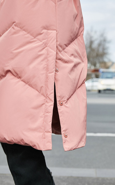 Vero Moda New Women's Hooded Fur Collar Long Down Jacket | 31941250Vero Moda New Women's Hooded Fur Collar Long Down Jacket | 31941253