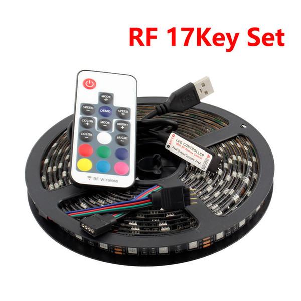 30 LED RF 17KEY كيت